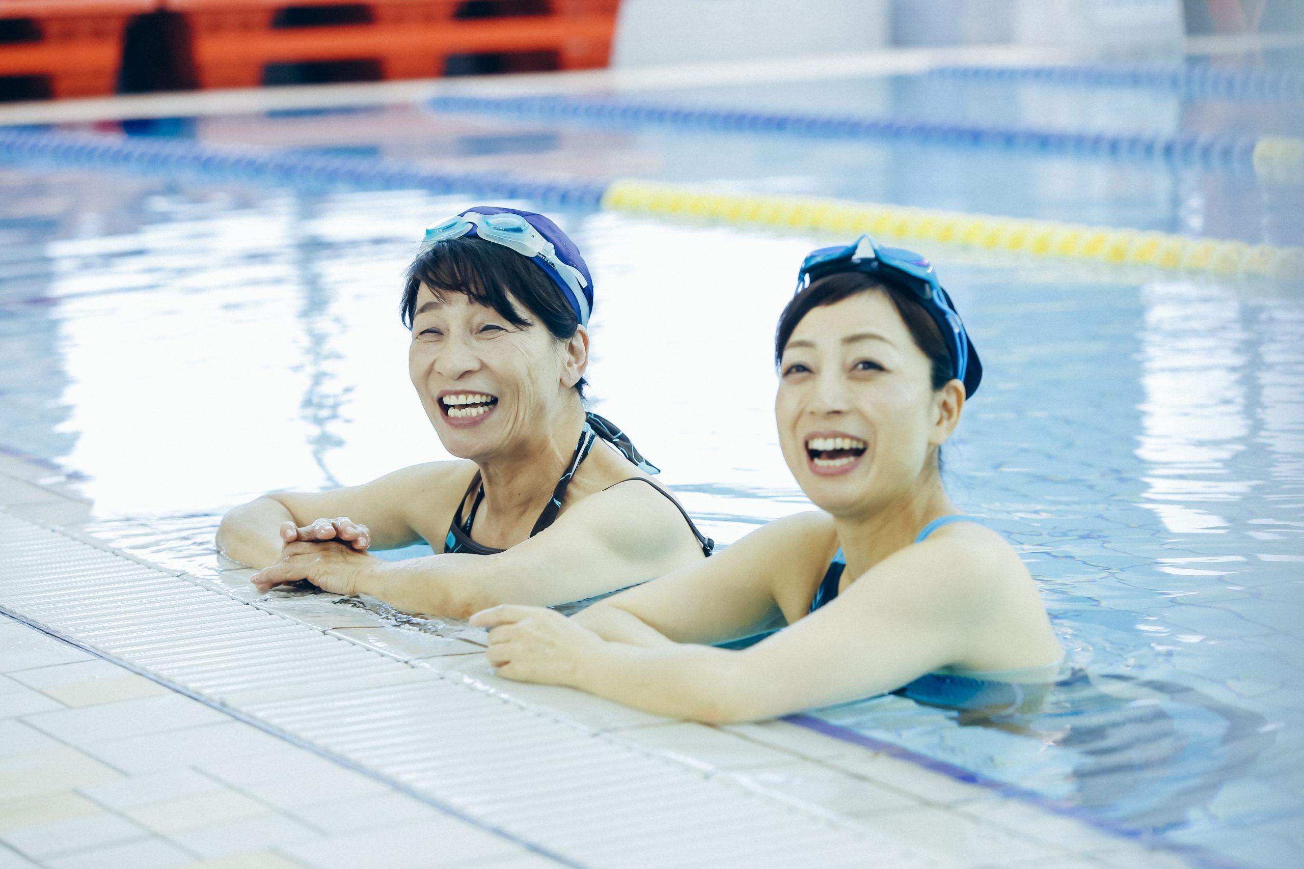 大人の水泳教室